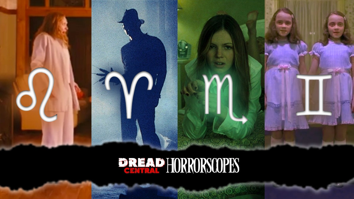 HORRORSCOPES FEATURE - Home
