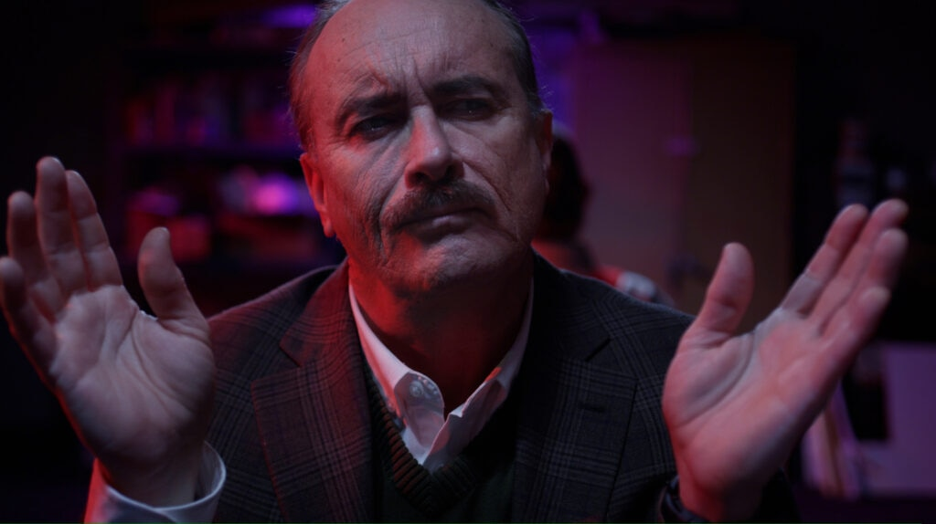 Jeffrey Combs is Mr. Lockwood 1024x574 - Gallery: New Vacation Horror 'Stream' Coming Soon From the Producers of 'Terrifier 2'
