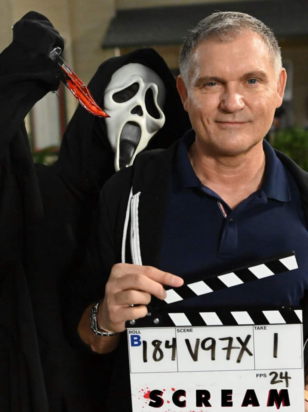 Kevin Williamson 1024x1366 - Do You Like Scary Movies? Stay at the 'Scream' House with David Arquette