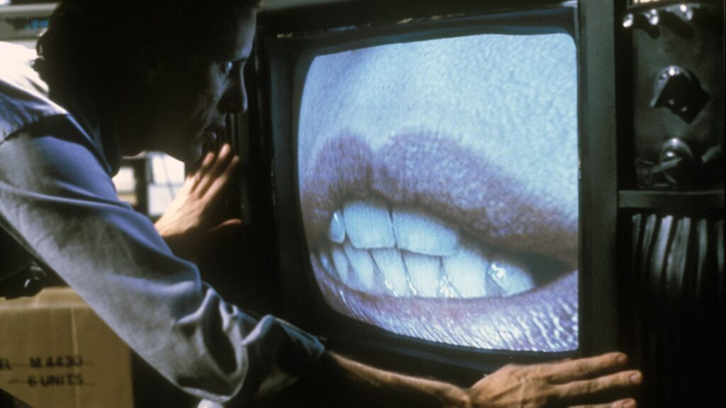 MakeMyDay Videodrome 03 1 1024x576 - 'Censor': Cursed Projections and Moral Panic In Horror