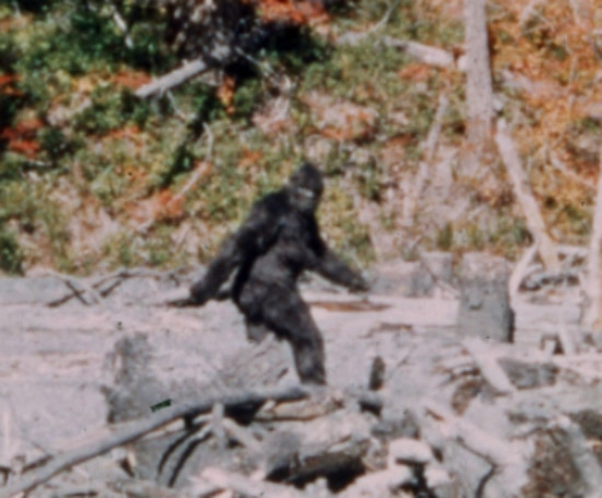 PG - DREAD: The Unsolved Goes Searching For the History of Bigfoot