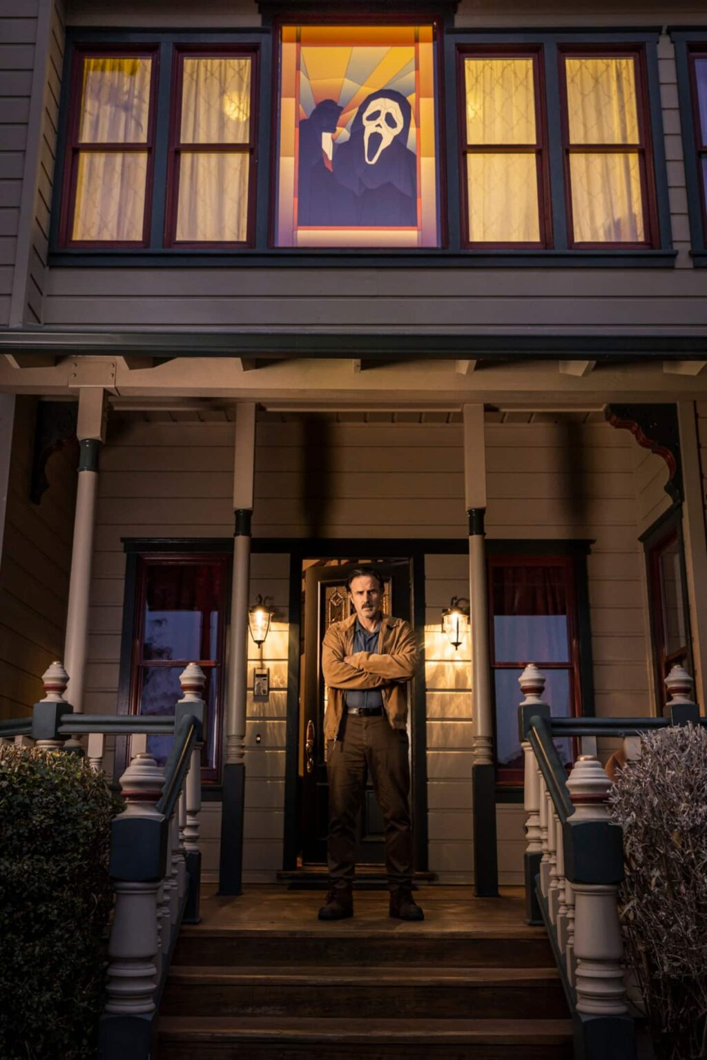 Scream house 1024x1535 - Do You Like Scary Movies? Stay at the 'Scream' House with David Arquette