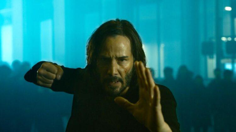 The Matrix 750x422 - 'The Matrix Resurrections' Debuts Mysterious First Teaser