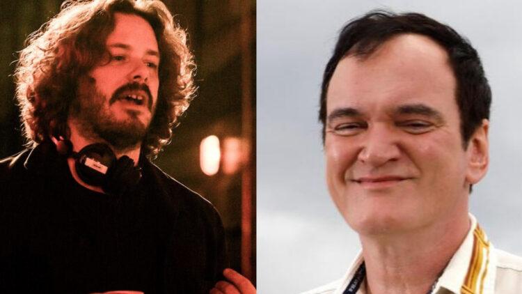 'Last Night in Soho' Quentin Tarantino Edgar Wright