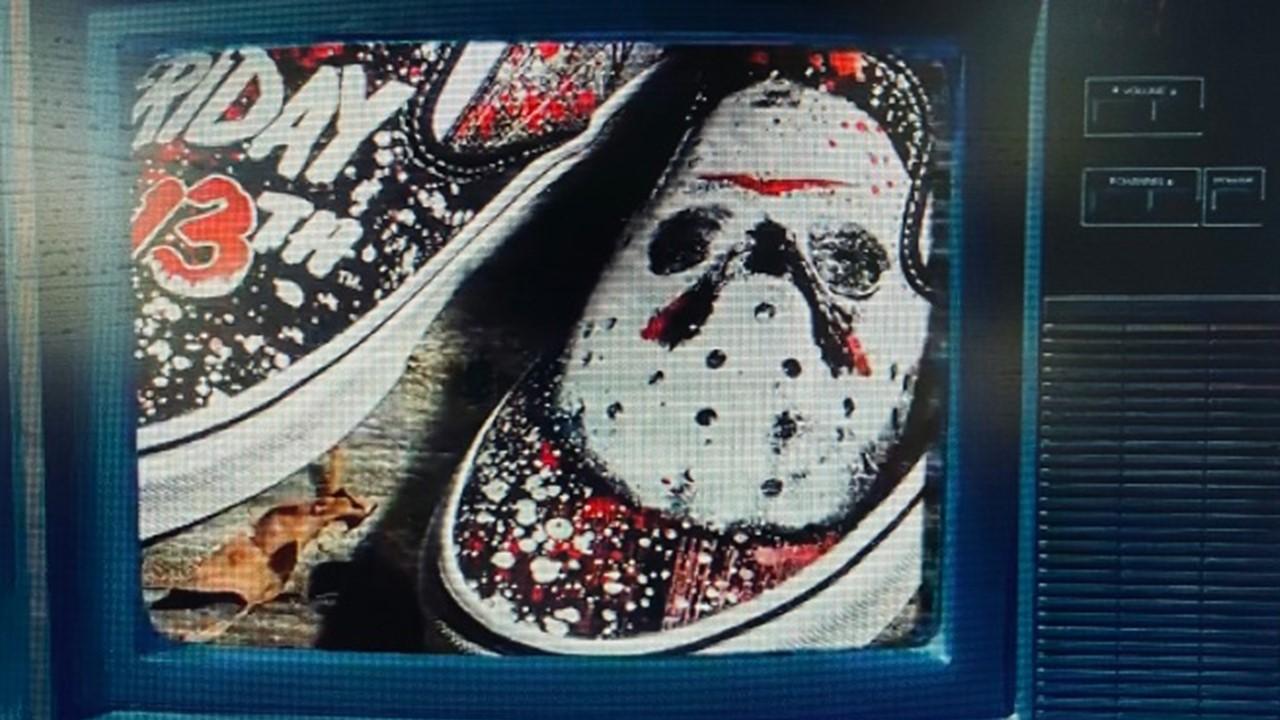 Vans Horror Shoes - Vans Launch New Line of Horror-Themed Kicks for October