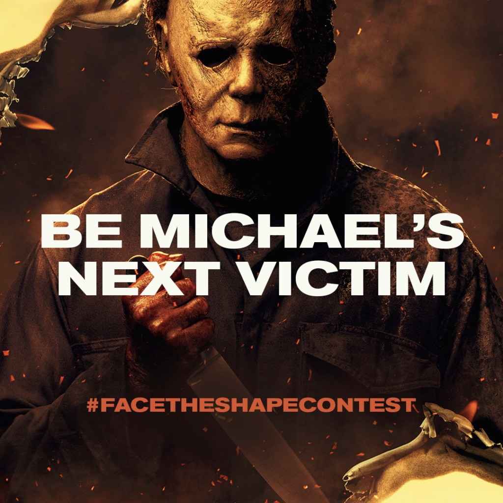 image001 1 1024x1024 - Michael Myers Will Kill the Lucky Winner of This 'Halloween Kills' Contest