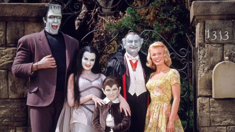 munsters 750x422 - 'The Munsters': Rob Zombie Shares New Photos of 1313 Mockingbird Lane