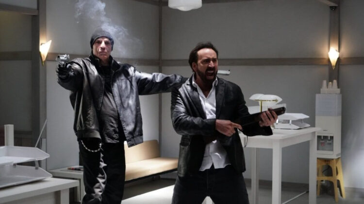 prisoners of the ghostland still image 1 750x422 - FrightFest 2021 Review: 'Prisoners Of The Ghostland' Features Nicolas Cage At His Absolute Craziest