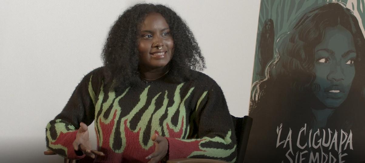 MonicaMooreSuriy - 'La Ciguapa Siempre': Director Monica Moore-Suriyage Talks Her New Film at Screamfest [Video]