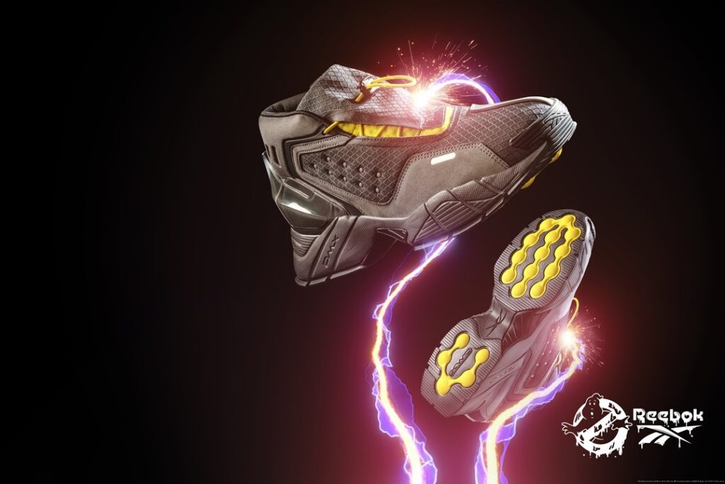 Reebok ecto boot 1024x684 - Reebok & 'Ghostbusters' Cross Streams To Deliver New Kicks Collection