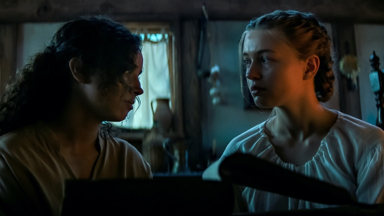"""Sarah Fier and Hannah Miller in Fear Street Part Three 1666 - """"I Will Show Them What You've Done"""": 'Fear Street' and the Ghost of the Unbelieved Woman"""