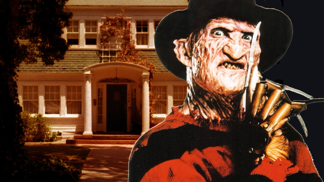 nightmare house scaled - The House From 'A Nightmare On Elm Street' Is Now Back On The Market