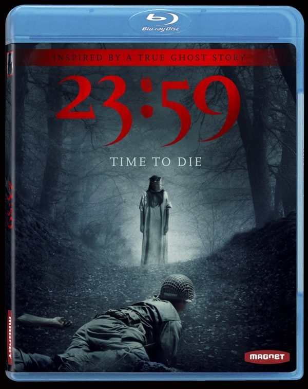 2359 blu ray - Set Your Watch! 23:59 Comes Home!
