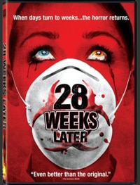 28 Weeks Later DVD (click for larger image)
