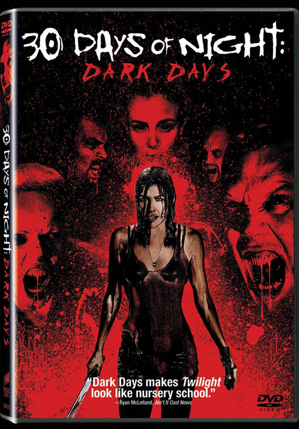 Reaper Awards 2010 Most Anticipated Nontheatrical Disc - 30 Days of Night: Dark Days