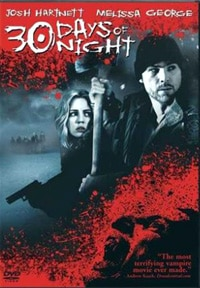 30 Days of Night DVD (click for larger image)