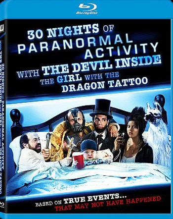 New Artwork and Release Date for 30 Nights of Paranormal Activity with the Devil Inside the Girl with the Dragon Tattoo