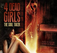 Cuddle Up with 4 Dead Girls This October!