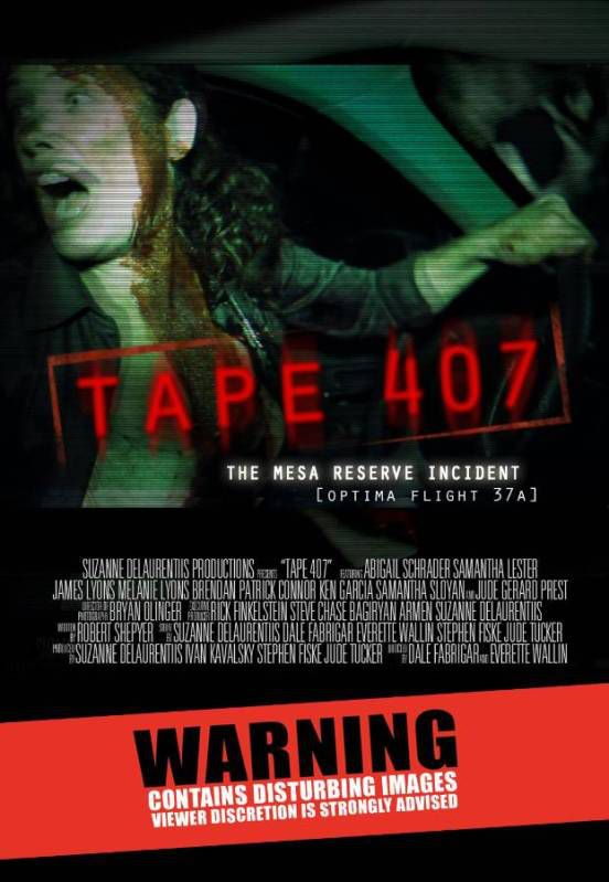Uncover the Mystery of Tape 407