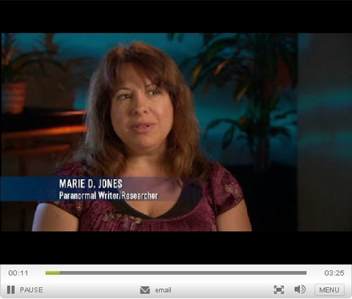 The Fourth Kind Featurette with Paranormal Researcher Marie Jones