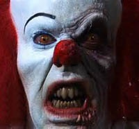 Countdown - Top Six Killer Clown Movies
