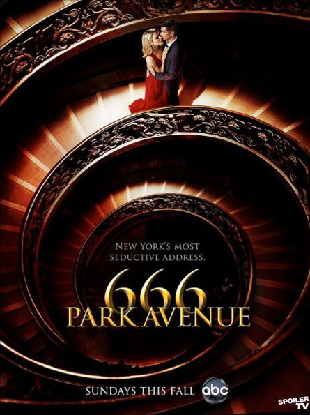 New Promo Posters for 666 Park Avenue Are Heavy on Sex but Light on Scares