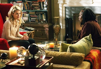 New Still from 666 Park Avenue Episode 1.09 - Hypnos - Features Whoopi Goldberg