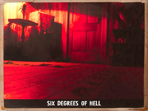More Spookiness on Tap in New Six Degrees of Hell Imagery (click for larger image)
