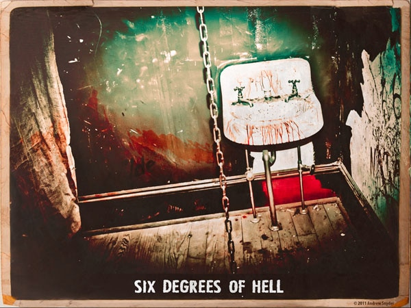 6ds - Exclusive First Film Image From Six Degrees of Hell