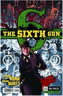 6thgun - UPDATED: NBC Moving Forward with The Sixth Gun Pilot