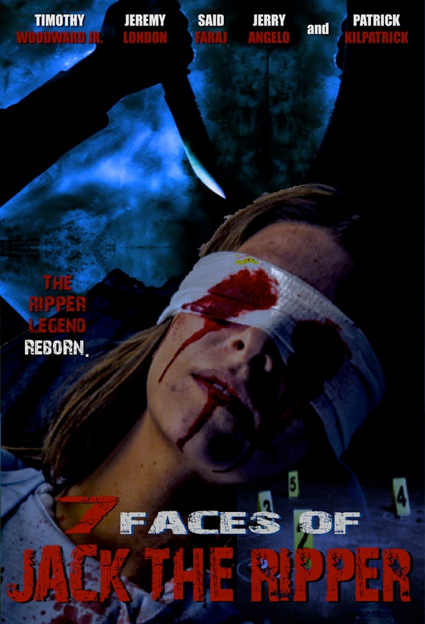 7 faces of jack the ripper poster - 7 Faces of Jack the Ripper - More New Images and the Official Artwork