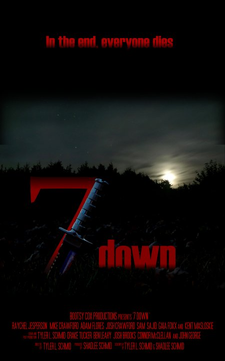 Take a Look at Mysterious Slasher Film 7 Down
