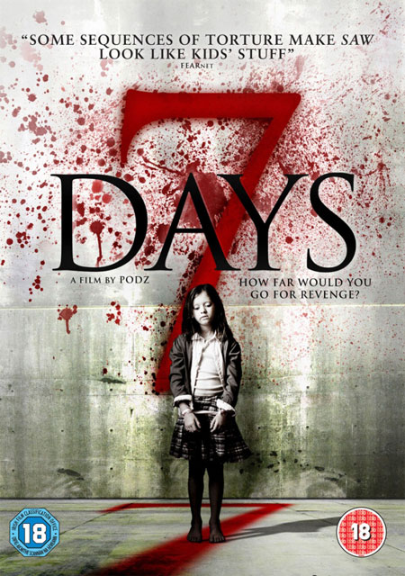 UK DVD Art and Trailer - 7 Days