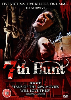 The 7th Hunt UK DVD