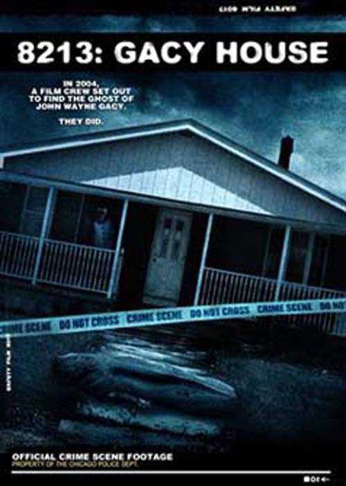 8213: Gacy House on DVD