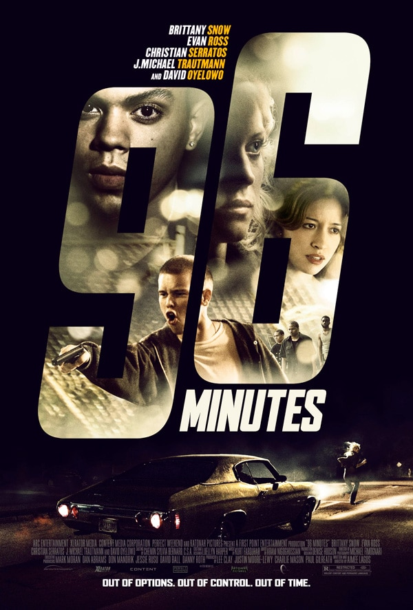 Cast and Crew to Attend April 27th Screening of 96 Minutes in Burbank, CA