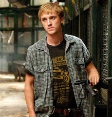 Rise of the Planet of the Apes, Tom Felton