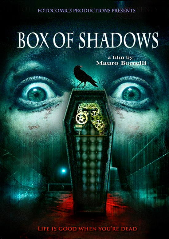 BOS poster - Box of Shadows Begins Shooting in LA