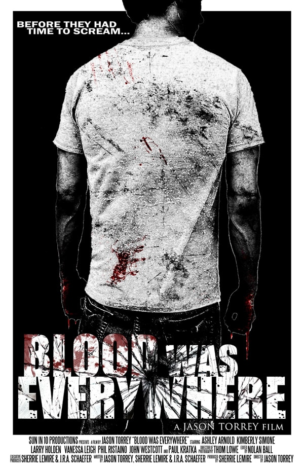 New Slasher, Blood Was Everywhere, Promises to Make You Afraid of Being Home Alone