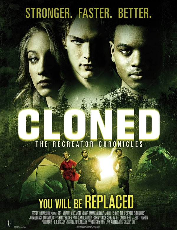 VOD Gets CLONED: The Recreator Chronicles in April