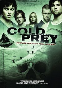 Cold Prey DVD art!