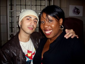 Adam Deacon & Chizzy Akudolu of Dead Set!