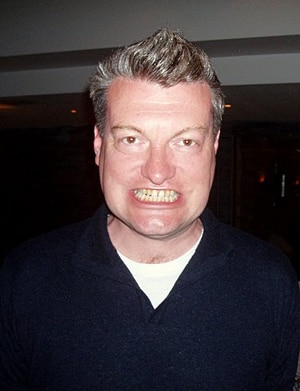 Dead Set scripter/creator Charlie Brooker