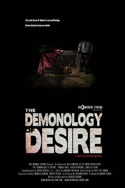 Demonlogy of Desire poster!