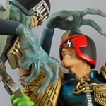 Judge Dredd VS Judge Death(click for a better look!