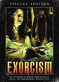Exorcism DVD(click to see it bigger)