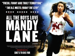 All the Boys Love Mandy Lane UK quad (click to see it bigger)!
