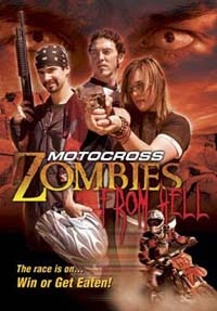 Motocross Zombies From Hell DVD (click for larger image)