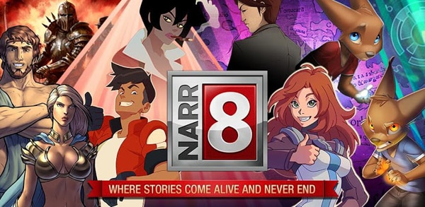 NARR8 Takes The Story To Android Devices