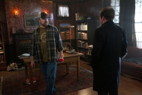 Stills from Supernatural Episode 4 - Weekend at Bobby's